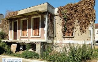 Maison de Paul Eluard St Brice sous forêt