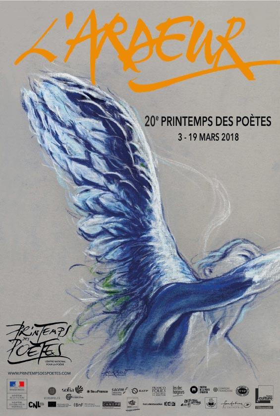 AFFICHE-L-ARDEUR-Ernest-Pignon-Ernest